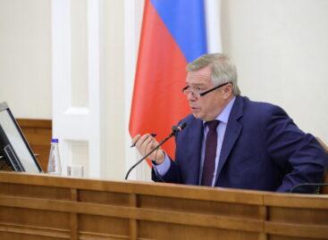 Василий Голубев взял на контроль распределение бесплатных лекарств для лечения коронавируса