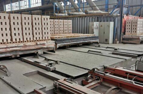 Аксайский кирпичный завод подвел первые итоги реализации проекта по повышению производительности труда