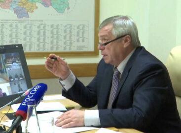 Василий Голубев: «Выплаты медикам должны всегда оставаться на особом отдельном контроле»
