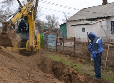 Ещё один населённый пункт Сальского района теперь будет с газом