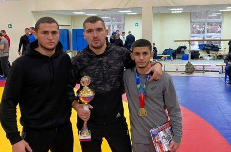 Поедет на чемпионат ЮФО: борец из Сальского района стал лучшим в Ростовской области