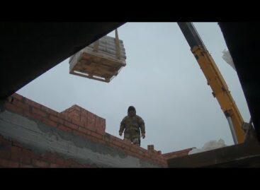 Жилье молодым семьям: на Магистральной строят трехэтажный дом