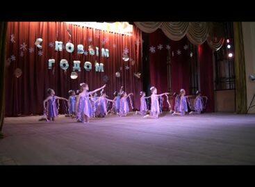 И поделки, и танцы: гигантовский Дом культуры готовится к Новому году