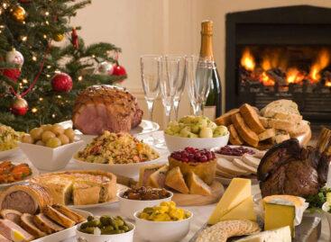 Новогоднее меню — от русских классиков