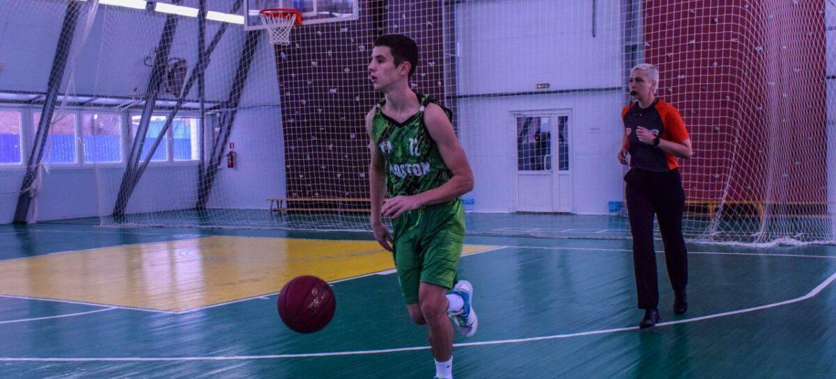 Как сальчане показали себя в матче Ростовской баскетбольной ассоциации