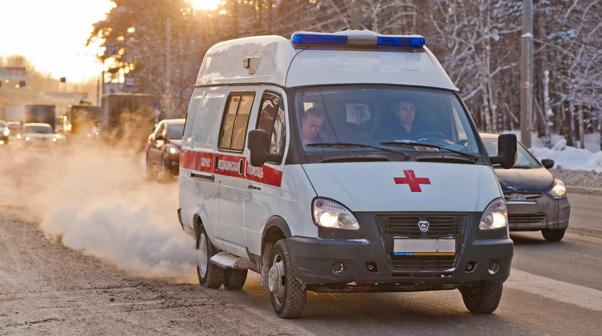 Три дорожных происшествия, о которых рассказали в отделении неотложной помощи Сальской больницы