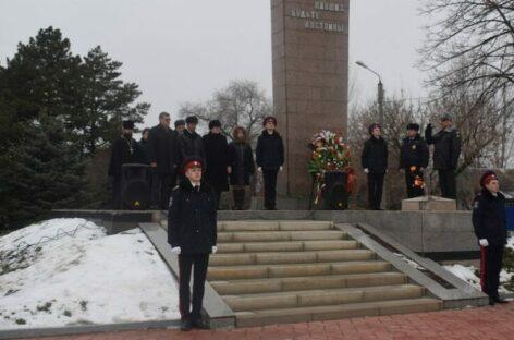 Сальск был освобождён от немецко-фашистских захватчиков 78 лет назад