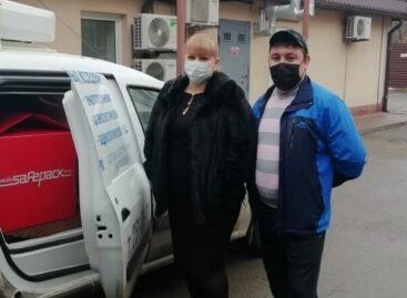 Сальские ветврачи помогли медикам доставить в район вакцину «Спутник V»