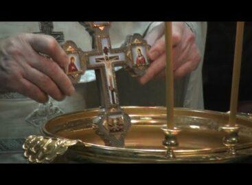 Крещенский сочельник: в храме Покрова Пресвятой Богородицы совершили чин великого освящения воды