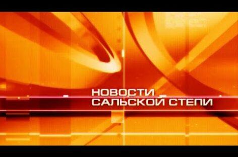 НОВОСТИ САЛЬСКОЙ СТЕПИ от 22.01.21