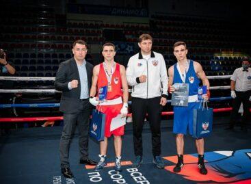 Боксеры, которые тренируются у сальчан, завоевали «золото» и три «серебра» в Краснодаре и в Королёве
