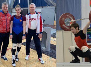 Наши девчата — самые сильные: сальские тяжелоатлетки завоевали медали на Кубке России