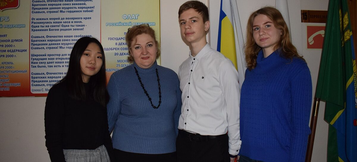 Сальские школьники мечтают работать на атомных станциях и заниматься развитием биотехнологий