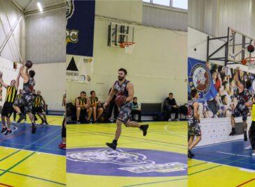 Грамотная стратегия решает: сальчане сыграли в 10-м туре Ростовской баскетбольной лиги