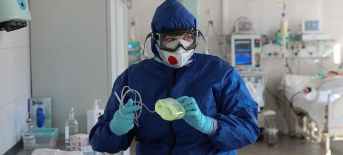 Коронавирус в Сальском районе 26 февраля: госпиталь заполнен на 78%