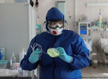 Коронавирус в Сальском районе 6 апреля: госпиталь заполнен на 95%