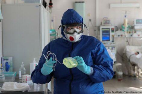 Коронавирус в Сальском районе 13 апреля: госпиталь заполнен на 88%