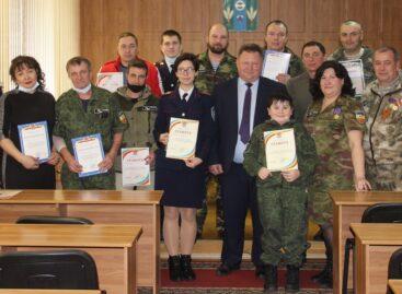Сальчане получили награды в честь 450-летия с начала государственного служения донского казачества