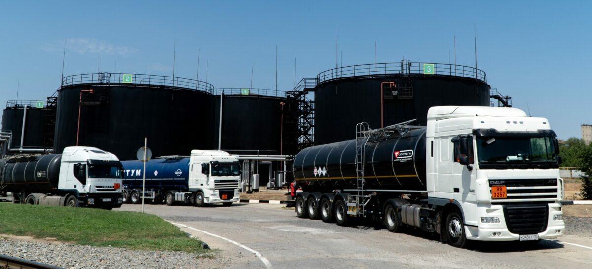 Сальский битумный терминал «Газпром нефти» обеспечил материалом строительство 3,5 тысячи км автодорог