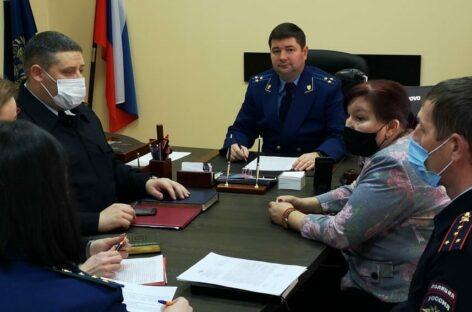 Сальский транспортный прокурор провел межведомственное совещание