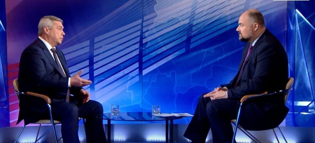 Василий Голубев: «Практика аудита коммунальных платежей будет продолжена»