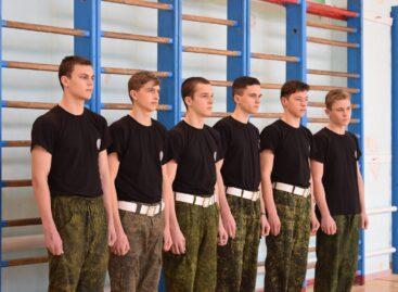 В сальском казачьем кадетском лицее готовят студентов к армии