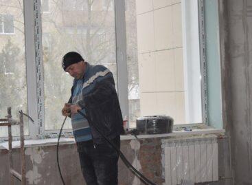 Капремонт в детском саду «Ивушка»: строители завершают внутренние работы