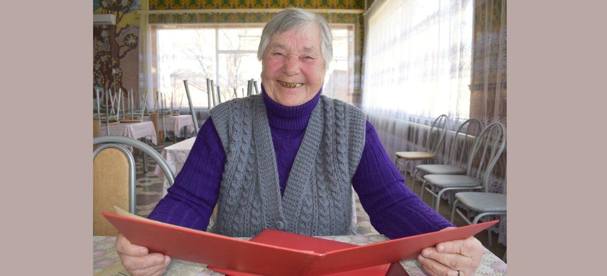 Всегда на хорошем счету: жительница Ивановки Раиса Каунова отметила 80-летний юбилей