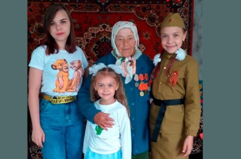 Сальчане уверены, что «Бабушка и внуки – лучшие друзья!»