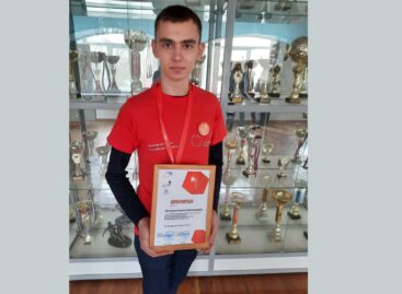 Молодой сальчанин доказал на конкурсе «WorldSkills», что из него может получиться отличный учитель начальных классов