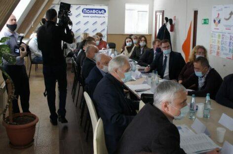 Выездная презентация результатов нацпроекта состоялась в Волгодонске