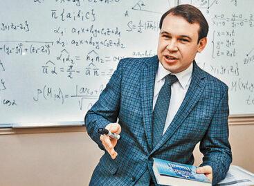 Михаил Гуров: «Геометрия Евклида должна быть в одном ряду с «Илиадой»