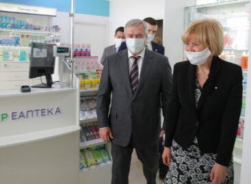 Первый аптечный хаб Сбера открылся в Ростове-на-Дону