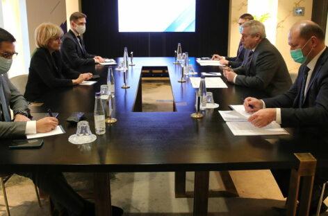 В столице Дона обсудили цифровую трансформацию региона