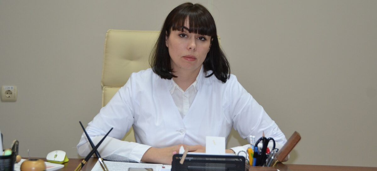 Интервью с главным врачом Сальской центральной районной больницы Евгенией Ковалёвой