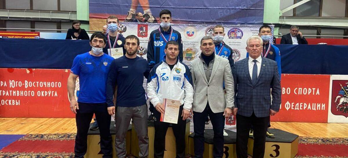 Гигантовский борец Мавлуд Ризманов победил на первенстве России