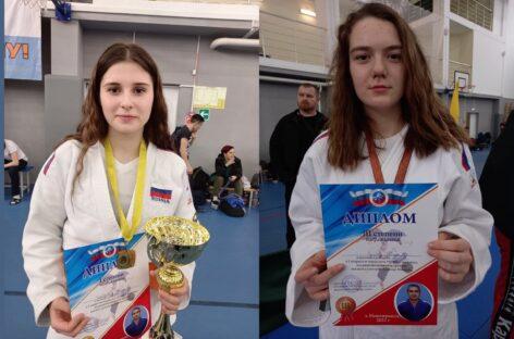 Дзюдоисты Сальского района привезли медали из Новочеркасска