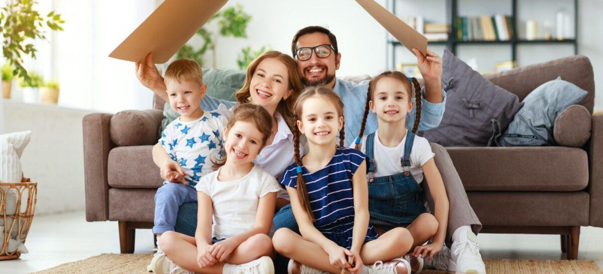 Госдума приняла закон о льготах по ипотеке для многодетных
