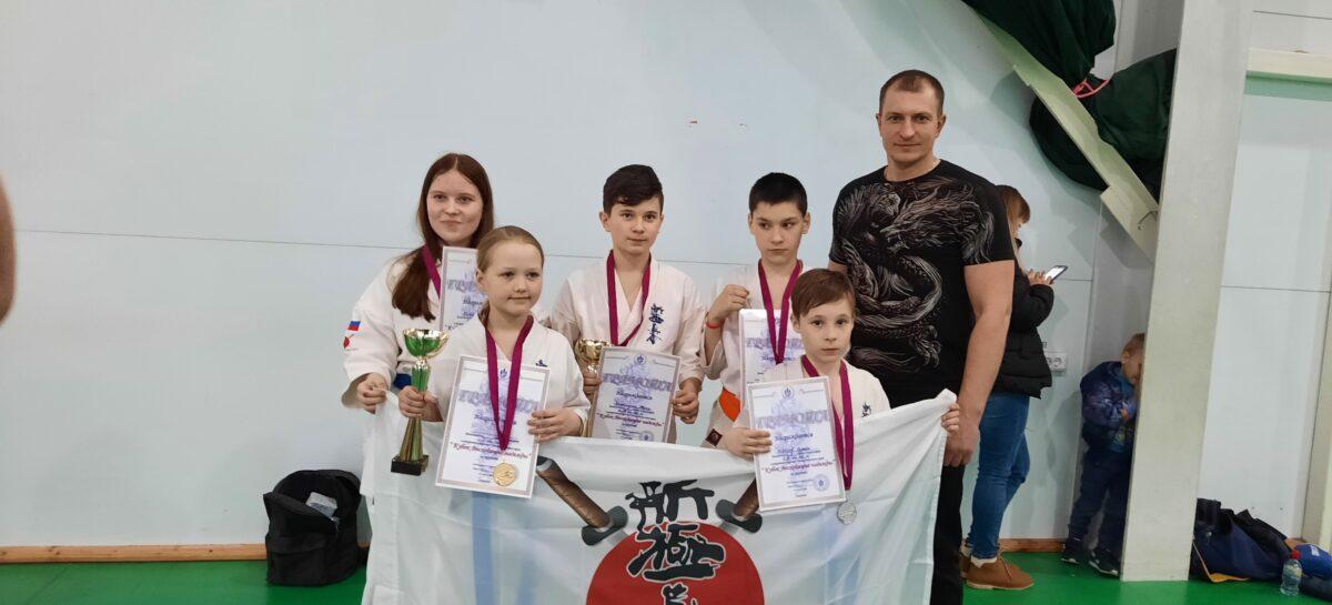 Сальские каратисты поборолись за «Кубок восходящей надежды» в Ставрополе