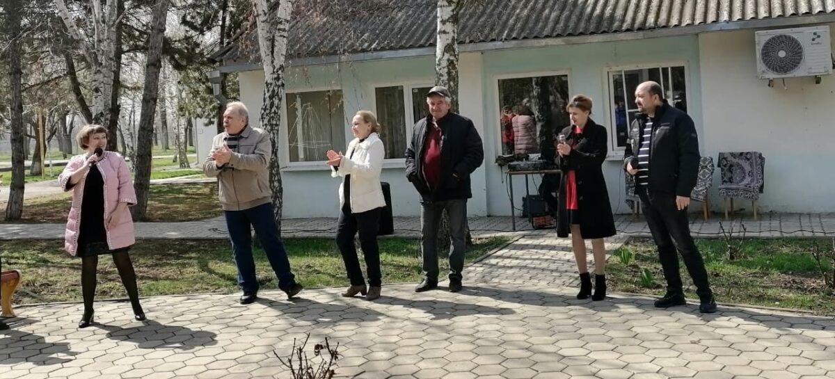 Артисты Автоклуба № 1 РДК им. Р.В. Негребецкого приехали с концертом к своим зрителям