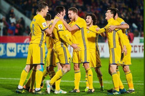ФК «Ростов» вошел в пятерку прибыльных клубов премьер-лиги