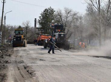 Дождались: в Сальске приступили к ремонту улицы Островского