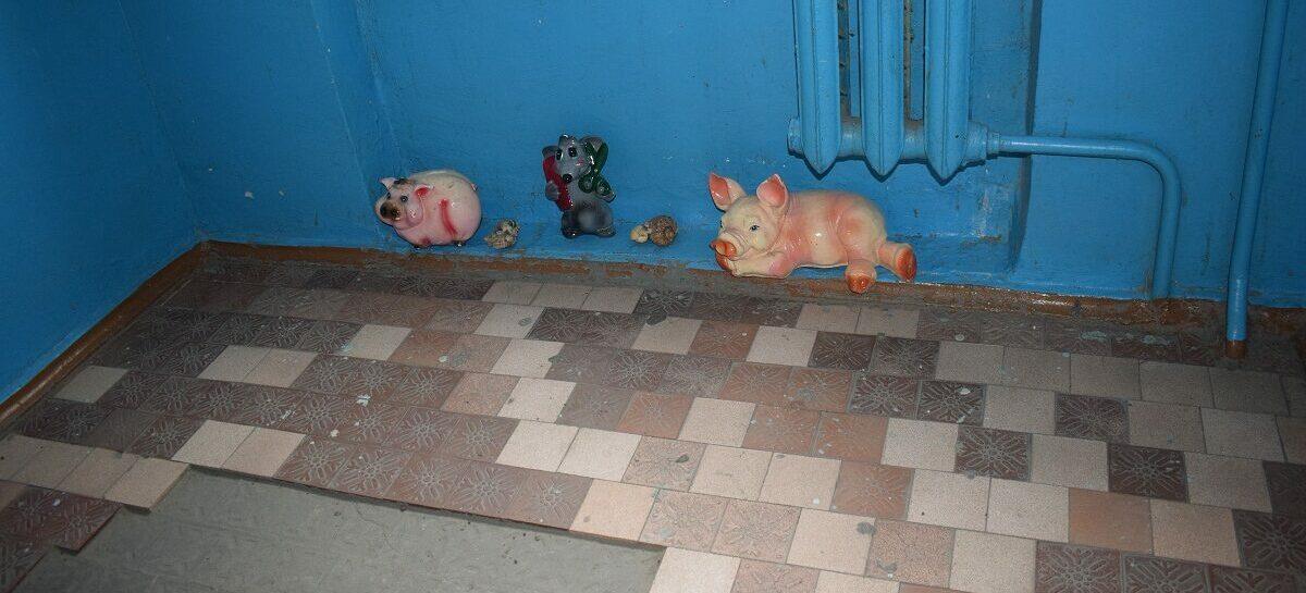 Жители дома по Пушкина, 10, в Сальске тоже хотят красивые подъезды