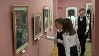 В художественном музее имени В.К. Нечитайло открылась выставка «О космосе»