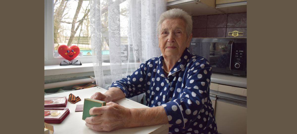 Жительница Сальского района отметила 90-летний юбилей