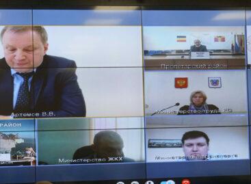До конца года к АПК «Безопасный город» дополнительно подключат 447 видеокамер