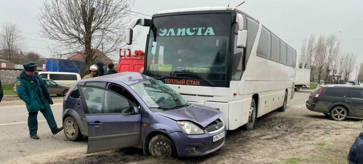 Сальчанин скончался по пути в больницу после аварии с автобусом