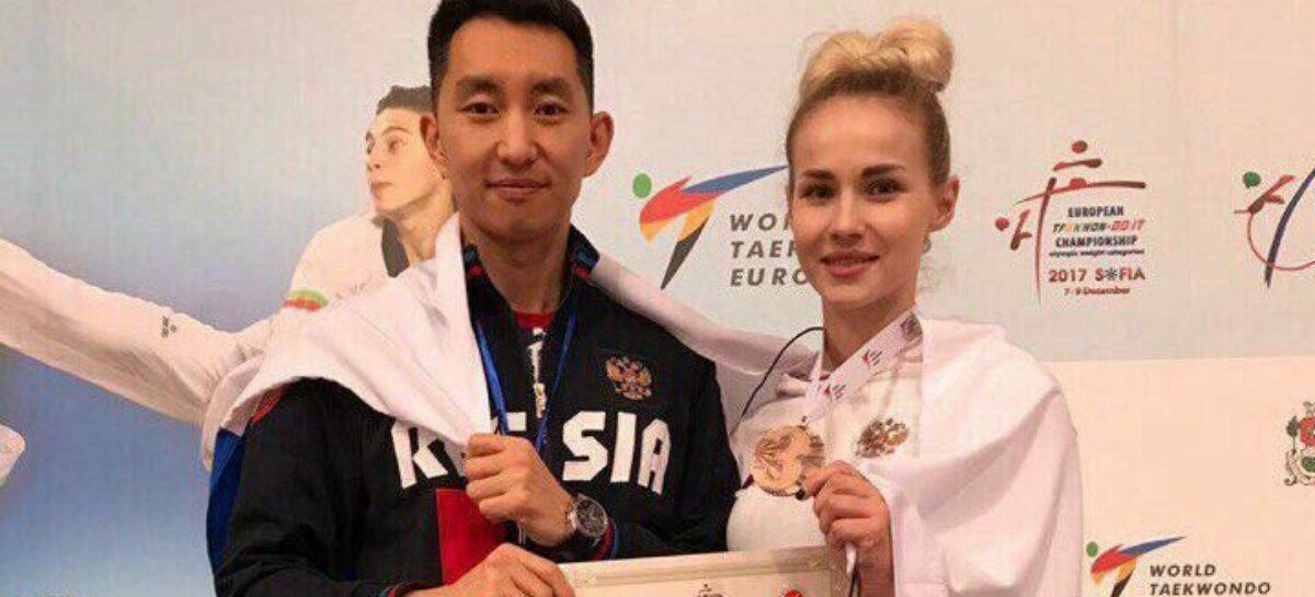 Спортсменка из Ростова стала бронзовым призером чемпионата Европы по тхэквондо