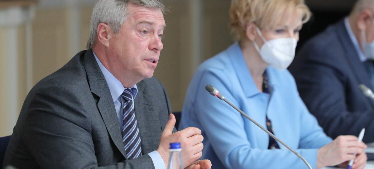 Губернатор и активисты ОНФ обсудили результаты работы с обращениями граждан