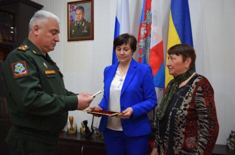 Спустя 75 лет сестре героя Великой Отечественной вручили заслуженную награду